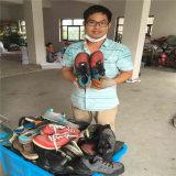 熱い販売の安く標準的な人の靴はアフリカ人(FCD-005)のために使用した人の靴を