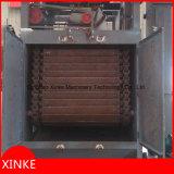 Het automatische Voer tuimelt de Machine van het Zandstralen van het Type van Riem
