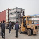 Het Prefab Vlakke Huis van uitstekende kwaliteit van de Container van het Pak voor het Kamp van de Arbeid van het Olieveld