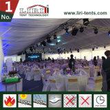 500 de Markttent van het Huwelijk van de Luxe van mensen in Zuid-Afrika