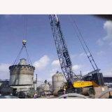Sany Scc6500A кран на гусеничном ходе 650 тонн поднимая машинное оборудование установленного тележкой изготовления крана