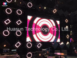 Panneau mobile de la tête DEL pour le vidéo, l'éclairage et le mouvement pour l'étape
