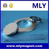 영원한 네오디뮴 (NdFeB) 반지 스피커 자석 (M076)