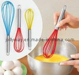Силиконовый посудой, силиконовый венчик для взбивания яиц и яичного белка для смешивания