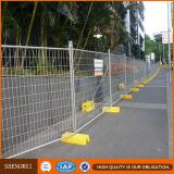 Painéis portáteis da cerca do metal da construção