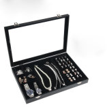 Большая коробка ювелирных изделий для кольца, серьги, ожерелья