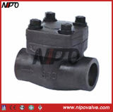 Thread e Socket femminili Welded Check Valve