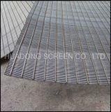Schermo della rete metallica del piano del vaglio filtrante della curvatura del setaccio dell'acciaio inossidabile