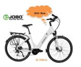 700c Bafangの中間の電動機(JB-TDB15L)を搭載する電気都市オートバイ