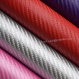 O Weave de cesta Textured o couro sintético gravado couro do saco do plutônio