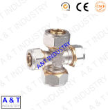 熱い販売の中国によって電流を通される可鍛性鉄の管付属品