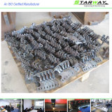 Stahlspitze-Schweißens-Blech-Herstellung