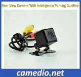 View posteriore Car Camera con Intelligent Parking Guidline Moved da Steering Wheel