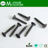 Vis hexagonale en acier inoxydable à bride hexagonale / tête de rondelle (DIN7504)
