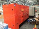 gerador 113kVA Diesel Soundproof com motor 1006tg1a de Lovol para projetos de edifício