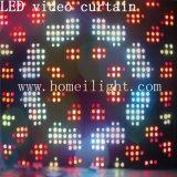 Nuevo LED Vision tela para decoración de fiesta