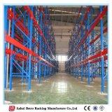 Entrepôt de métaux lourds Euro Standard Rayonnage à palettes