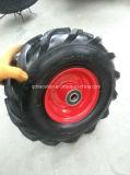 Roda de carrinho de jardim de alta qualidade durável 5.00-6