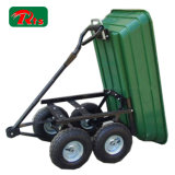 Placa de plástico Hand Garden Tool Cart Tc2145