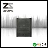 Système de son subsonique de haut-parleur de 18 pouces de Zsound S18b de barre mono de PA