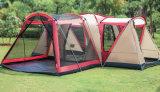 10+ شخص [لرج فميلي] مجموعة خيمة لأنّ يخيّم خارجيّة