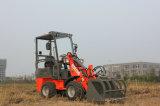 Il CE di marca di Everun ha approvato un mini addetto al caricamento da 0.8 tonnellate (ER08)