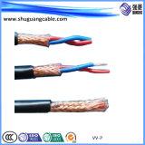 Vvp ПВХ изоляцией и пламенно экранированный кабель питания