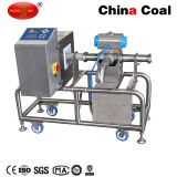 Liquido Gj-3 e metal detector semi solido di controllo di alimento