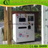 Distributore automatico a gettoni del gelato