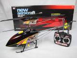 3.5CH 85cm grosser Hubschrauber der Größen-RC mit Kreiselkompass-u. Blitz-Lichtern