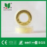 De TeflonBand van uitstekende kwaliteit van de Verbinding van de Draad PTFE van Band Gele 100%