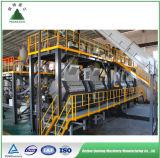 Basura municipal de la basura de la ciudad de Msw que clasifica el sistema para la venta