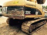 Machinerie de construction d'occasion Japan Made Cat 320c Excavator à vendre