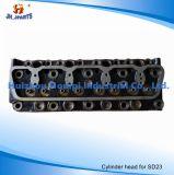 De Cilinderkop van de Delen van de auto Voor Nissan SD23 SD25 11041-29W01 11041-09W00