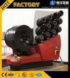 Tipo portátil máquina de friso do fornecedor de alta pressão do ouro da mangueira hidráulica manual