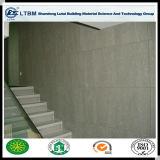 Доска цемента волокна нутряного украшения моды зеленая для плакирования стены
