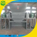 二重シャフトのタイヤのシュレッダー機械、屑鉄のシュレッダー