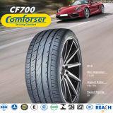 Neumático radial de la polimerización en cadena del neumático de coche del rendimiento ultra alto con el GCC