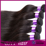 Hot Sell Russian Virgin Straight Hair Grade 7A Unprocessed Virgin Hair 4 Bundles Cheap Silky European Hair 100% Raw Cabelo Humano