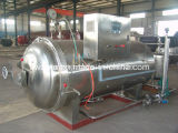 Ce Certificate Hot Bath Rotary Sterilizing Pot per Canned Food