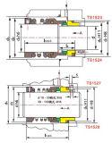 Механически уплотнение, уплотнение насоса, Ts 1500 уплотнения Vulcan