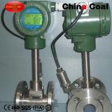 Mètre liquide électromagnétique de débitmètre de turbine de série de Lwgy