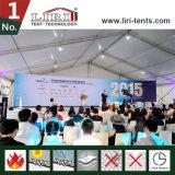 Белый шатер цвета для временно конференции