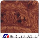 Yingcaiの木製の穀物のハイドロ浸るフィルム
