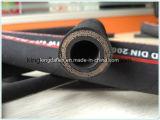 En856 4sp / 4sh / R9 / R12 / R13 / R15 Câble en caoutchouc hydraulique en spirale