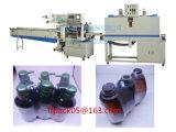 Automatische Kosmetik, Shampoo-Flaschen-horizontale Flussshrink-Verpackungs-Verpackmaschine