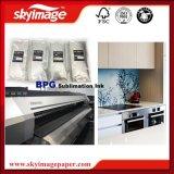 Inchiostro di Subliamation della tintura di alta qualità del Giappone Bpg con colore chiaro