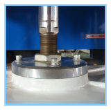 Máquina de extremidade horizontal Miller para fabricação de portas de janelas de alumínio