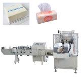 Macchina del tovagliolo di carta per la macchina imballatrice del fazzoletto per il trucco