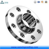 OEMサービスの精密鋼鉄鋳造弁の付属品/フランジ